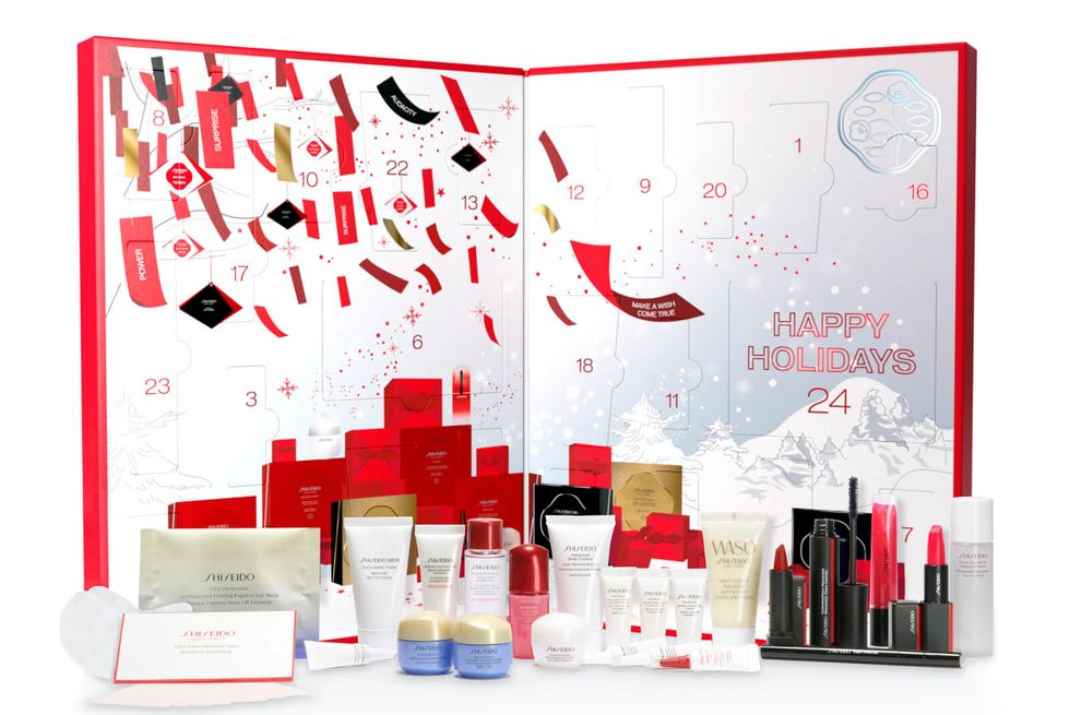 Shiseido 24 Japanese Beauty-Secrets Adventskalender 2020 für Damen