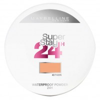 Maybelline New York Superstay 24H Пудра 9 г Оттенок: 40 Fawn