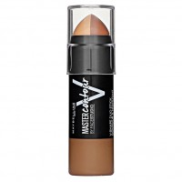 Maybelline New York MASTERcontour V-Shape Duo Stick Корректор 7 г Оттенок 03: Dark