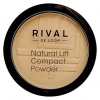 Rival de Loop Natural Lift Compact Powder Пудра 04 honey 10 г