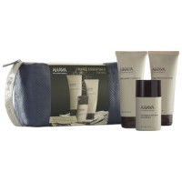 AHAVA Набор для ухода Gesichtspflege Travel Kit Men