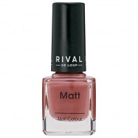 Rival de Loop matt nail colour 06 8 г