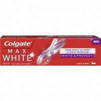Colgate Max White White и Protect Зубная паста Максимальная белизна 75 г