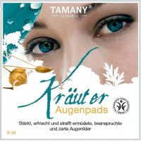 TAMANY Cosmetic Krauter Augenpads Диски для глаз 6 г