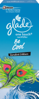 Glade Освежитель воздуха One Touch NF Be cool, 10 мл
