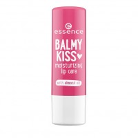 essence Balmy Kiss Moisturizing Lip Care Увлажняющий бальзам для губ 4,8 г Farbe 02: beauty on the go