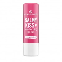 essence Balmy Kiss Moisturizing Lip Care Увлажняющий бальзам для губ 4,8 г Farbe 04: treat me right