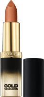 Губная помада L'Oreal Paris Color Riche Gold Exclusiv Obsession Lipstick, оттенок 36 Nude Gold