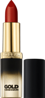 Губная помада L'Oreal Paris Color Riche Gold Exclusiv Obsession Lipstick, оттенок 41 Ruby Gold