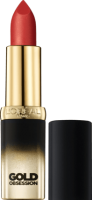 Губная помада L'Oreal Paris Color Riche Gold Exclusiv Obsession Lipstick, оттенок 44 Rose Gold