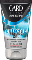 Gard Men Extreme styling Гель Maximaler Halt, 150 мл