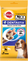 Pedigree Для собак Zahnpflege-Закуска	, DentaStix, 7 st., 180 г