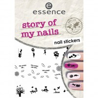 essence Story of my Nails! Nail Stickers 1 Набор