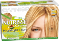 Nutrisse Highlights-Set Мелирование Blond 1, 1 шт
