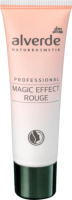 alverde NATURKOSMETIK Крем-Румяна Professional Magic Effect Rouge, 30 мл