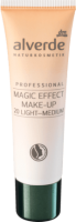 alverde NATURKOSMETIK Тональный Крем Professional Magic Effect Rouge, тон light-medium 20, 30 мл