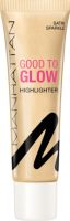 MANHATTAN Cosmetics Хайлайтер Good to Glow Satin Sparkle 001, 25 мл