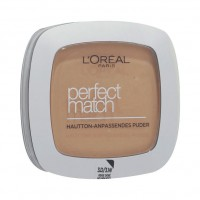 L'Oreal Paris Perfect Match Hautton-anpassendes Пудра 9 г Оттенок: 3.D/3.W Golden Beige