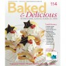 Baked and Delicious Starlight Sponges  Issue 114 Набор для выпечки, 1 шт.