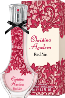 Christina Aguilera Red Sin Парфюмерная вода, 30 мл