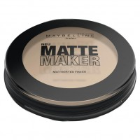 Maybelline New York Matte Maker Пудра 16 г Оттенок 20: Nude Beige