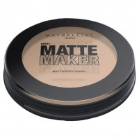 Maybelline New York Matte Maker Пудра 16 г Оттенок 35: Amber Beige