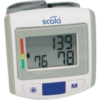 Wrist Blood pressure monitor Измеритель давления Scala SC 7100 02474
