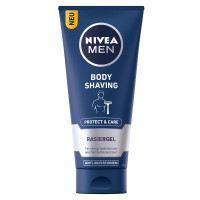 NIVEA (НИВЕЯ) MEN Protect & Care Body Rasiergel 200 мл