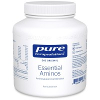 pure (пьюр) encapsulations Essential Aminos 180 шт