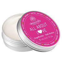 alessandro (алессандро) All About Love Handcreme With Kisses - Himbeere/Melone 15 мл