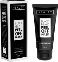 Yeauty Black Head Peel Off Mask, 50 мл