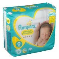 Pampers (Памперс) New Baby Micro 24 шт
