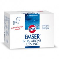 Emser (Емсер) Inhalations-Losung Ampullen _ 5 ml 20 шт