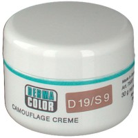 Dermacolor (Дермаколор) Camouflage Creme S 9 Dark Brown 25 мл