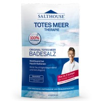 SALTHOUSE (САЛТОЬЮС) Totes Meer Therapie Badesalz 500 г