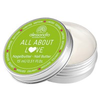 alessandro (алессандро) All About Love Handcreme With Kisses - Kiwi/Holunder 15 мл