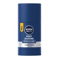 NIVEA (НИВЕЯ) MEN Protect & Care Body Rasier Stick 75 мл