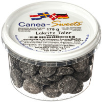 Canea-Sweets (Кани-свиц) Lakritz-Taler 175 г