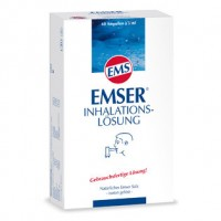 Emser (Емсер) Inhalations-Losung Ampullen _ 5 ml 60 шт
