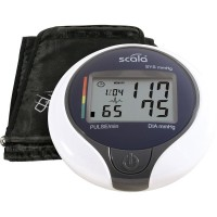 Upper arm Blood pressure monitor Измеритель давления Scala SC7530 02476