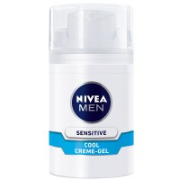 NIVEA (НИВЕЯ) MEN Sensitive Cool Creme-Gel 50 мл
