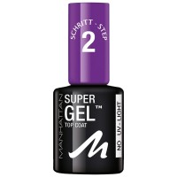 Manhattan Super Gel Nageluberlack Nagellack, 12 мл