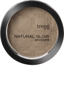 trend IT UP Natural Glow Bronzer Бронзатор 020, 9 g