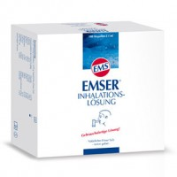 Emser (Емсер) Inhalations-Losung Ampullen _ 5 ml 100 шт