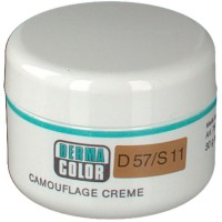 Dermacolor (Дермаколор) Camouflage Creme S 11 Naturell 25 мл