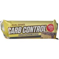 Body (Боди) Attack Carb Control Proteinriegel Banane-Nuss 100 г