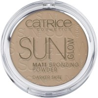 Catrice (Катрис) Puder Sun Glow Matt Bronzing Powder, Nr. 030 Medium Bronze / 9,50 г