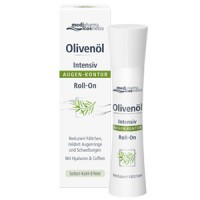 medipharma (медифарма) cosmetics Olivenol Intensiv Augen-Kontur Roll-On 15 мл