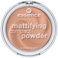 Essence Mattifying Compact Powder Puder Puder, 12 g