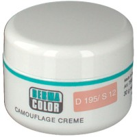 Dermacolor (Дермаколор) Camouflage Creme S 12 Rose Beige 25 мл